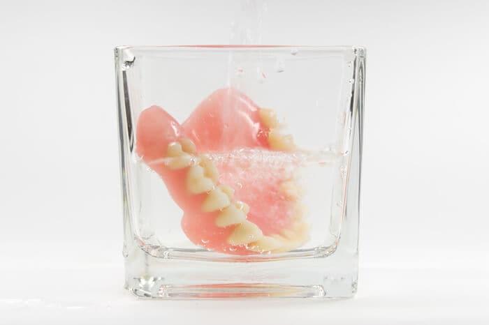 The Disturbing Ingredient Hidden in Your Denture Cleanser