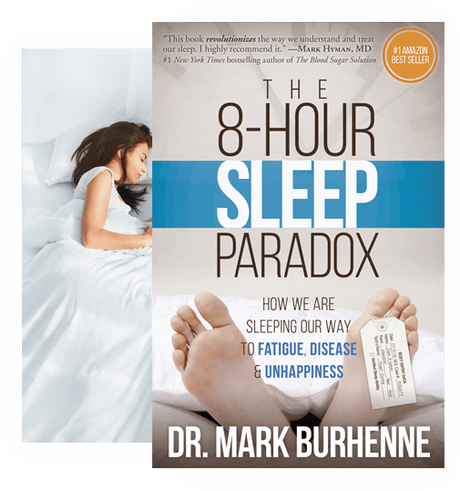 The 8 Hour Sleep Paradox
