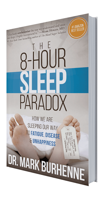 8 hour sleep paradox mother's day gift