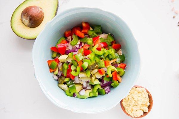 5-minute paleo tuna salad step 2