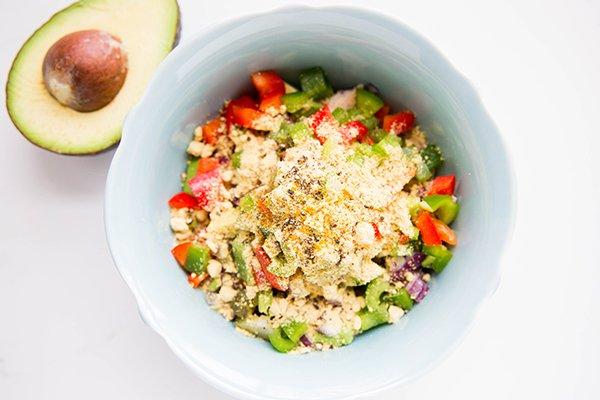 5-minute paleo tuna salad step 3