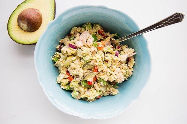 5-minute paleo tuna salad step 4
