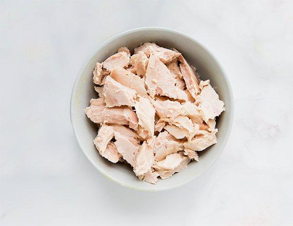 5-minute paleo tuna salad step 1