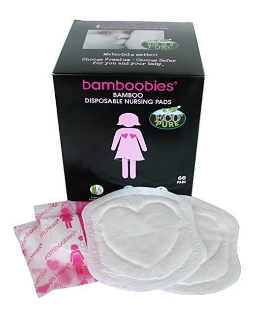 Bamboobies Disposable Nursing Pads